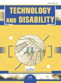 Cover of the Journal Technology and Disability
